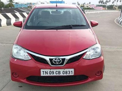 Toyota Etios GD SP 2015 MT for sale in Pondicherry