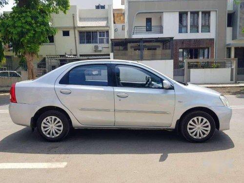 Toyota Etios G, 2011, Petrol MT in Ahmedabad