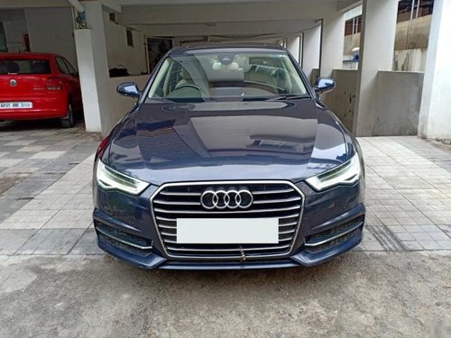 Used 2015 Audi A6 2011-2015 AT for sale in Hyderabad