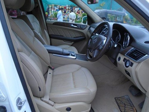 Mercedes Benz GL-Class 350 CDI Blue Efficiency 2015 AT for sale in Mumbai