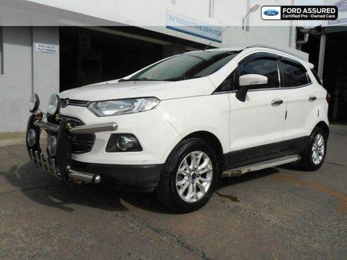 2017 Ford EcoSport 1.5 TDCi Titanium BSIV MT in Chennai