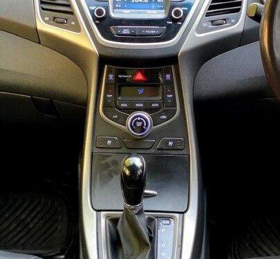 2016 Hyundai Elantra 1.6 SX Option AT for sale in Mumbai