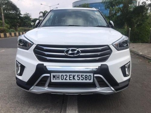 Used 2016 Hyundai Creta AT for sale in Mumbai