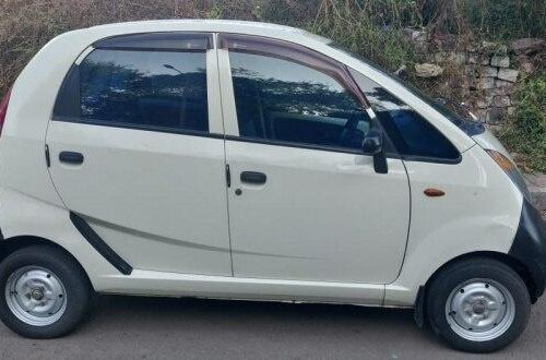 Used Tata Nano Std BS IV 2011 MT for sale in Pune