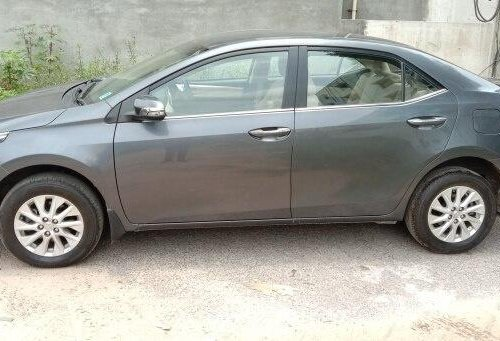 Used Toyota Corolla Altis 1.8 G CVT 2017 AT for sale in Bangalore