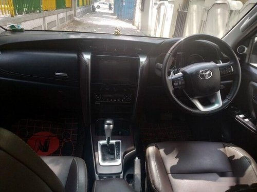 Used 2018 Toyota Fortuner AT for sale in New Delhi