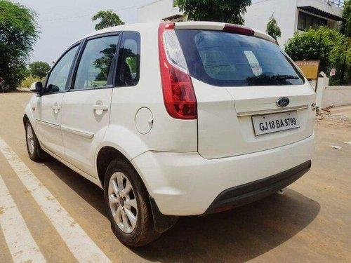 Ford Figo Diesel Titanium 2012 MT for sale in Ahmedabad