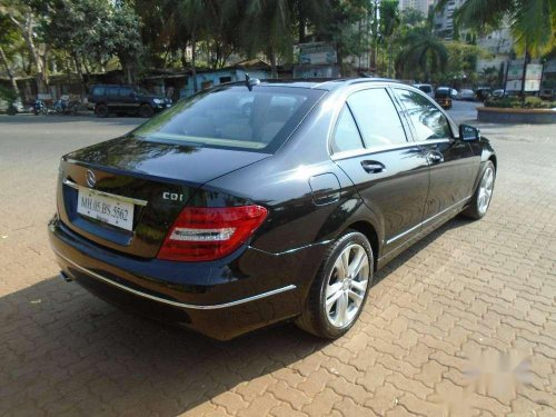 Mercedes-Benz C-Class C 220 CDI Avantgarde, 2013, Diesel AT in Mumbai