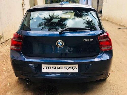 Used 2013 BMW 1 Series AT for sale in Coimbatore