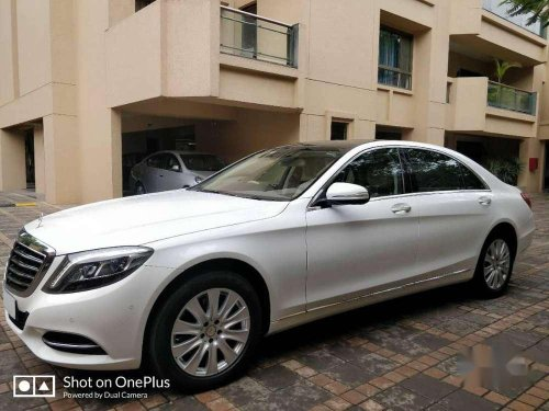 Mercedes-Benz S-Class 350, 2016, Diesel AT for sale in Pune