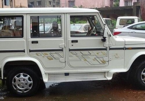 Used Mahindra Bolero 2015 MT for sale in Kolkata