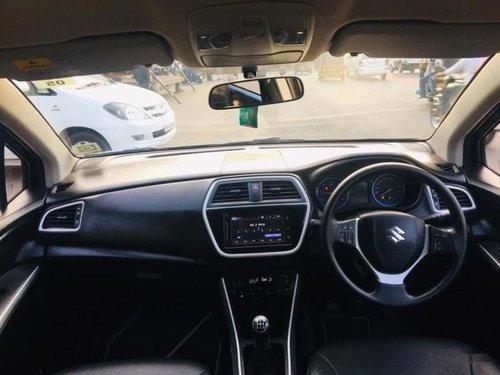 Used 2016 Maruti Suzuki S Cross MT for sale in Thane