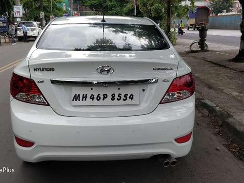 Used 2012 Hyundai Verna MT for sale in Thane