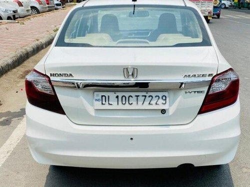 Used Honda Amaze SX i-VTEC 2016 MT for sale in New Delhi