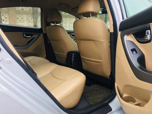 Used Hyundai Elantra 2015 MT for sale in Thane