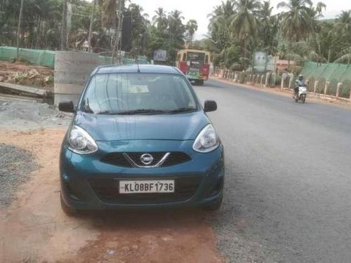 Used 2014 Nissan Micra MT for sale in Palakkad
