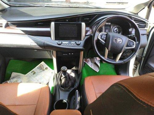 Used 2017 Toyota Innova Crysta MT for sale in Mumbai