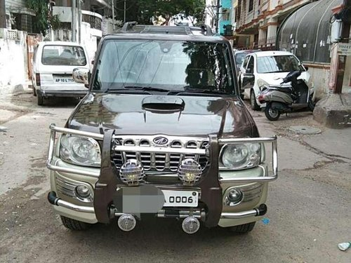 Used Mahindra Scorpio VLX 2008 MT for sale in Hyderabad