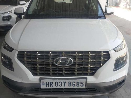 Hyundai Venue SX, 2019, Diesel AT for sale in Panchkula