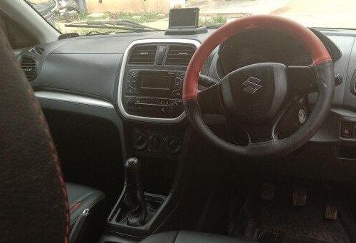 Used Maruti Suzuki Vitara Brezza 2016 MT for sale in Bangalore