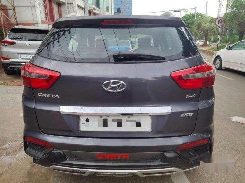 Used Hyundai Creta 1.6 SX 2016 AT for sale in Hyderabad