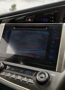 Used 2016 Toyota Innova Crysta MT for sale in Nashik