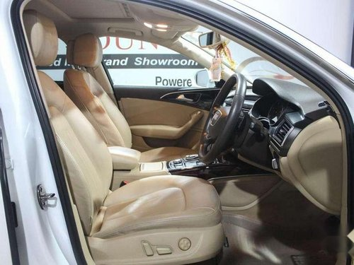 Used 2013 Audi A6 AT for sale in Hyderabad