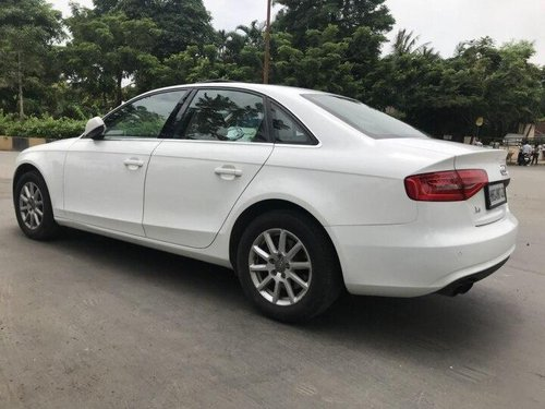 Used Audi A4 2017 AT for sale in Mumbai