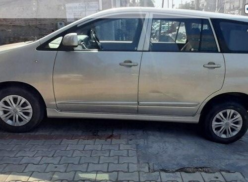 Used Toyota Innova 2015 MT for sale in Ludhiana