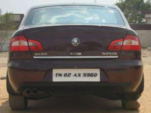 Skoda Superb Ambition 2.0 TDI CR , 2012, AT in Coimbatore