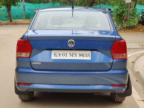Volkswagen Ameo 1.2 MPI Highline 2016 MT for sale in Bangalore