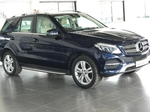 Used 2017 Mercedes Benz GLE AT for sale in Bangalore