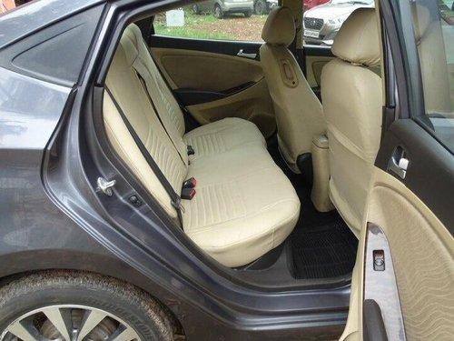 Used Hyundai Verna 2015 AT for sale in Kolkata