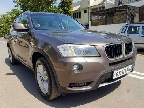 BMW X3 xDrive20d, 2011, Diesel AT for sale in Ahmedabad