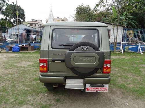Used Mahindra Bolero 2015 MT for sale in Kolkata -8