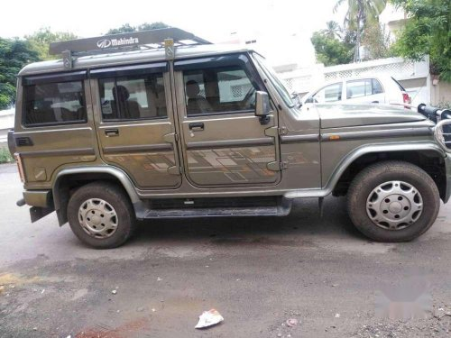 Used Mahindra Bolero ZLX BS IV, 2018, Diesel MT for sale in Coimbatore