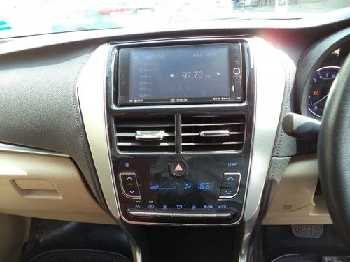 Used Toyota Yaris VX CVT BSIV 2018 AT for sale in New Delhi