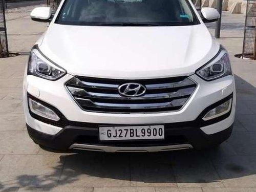 Used Hyundai Santa Fe 2017 AT for sale in Vadodara