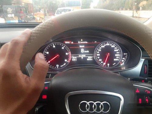 Audi A6 2.0 TDI Premium Plus 2014 AT for sale in Indore