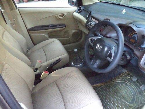 Used Honda Amaze S i-Dtech 2013 MT for sale in New Delhi