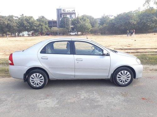 Used Toyota Etios 2014