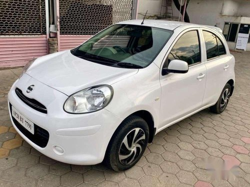 Used Nissan Micra XV 2012 MT for sale in Hyderabad -3