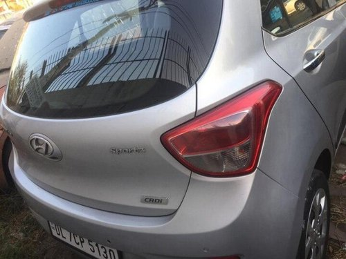 Used Hyundai Grand i10 CRDi Sportz 2013 MT for sale in New Delhi