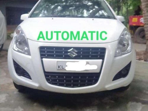 Used Maruti Suzuki Ritz 2013 AT for sale in Shoranur