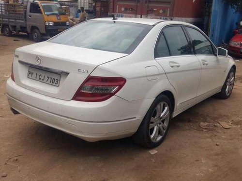 Used 2010 Mercedes Benz C-Class AT for sale in Coimbatore