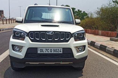 Used Mahindra Scorpio S11 2019 MT for sale in New Delhi