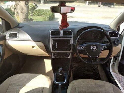 Used 2015 Volkswagen Polo MT for sale in Faridabad