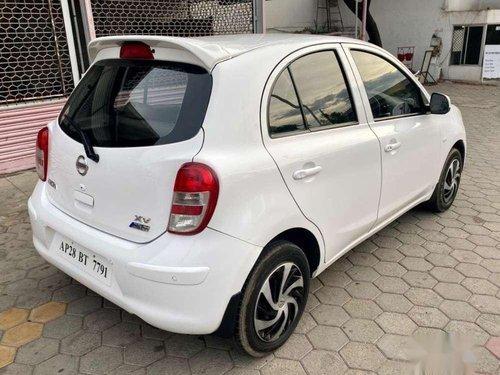 Used Nissan Micra XV 2012 MT for sale in Hyderabad -4