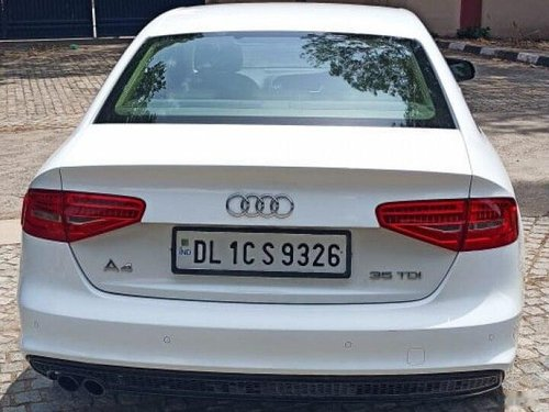 Used Audi A4 2015 AT for sale in New Delhi-18