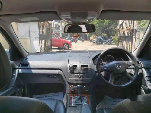 Used 2011 Mercedes Benz C-Class AT for sale in Hyderabad